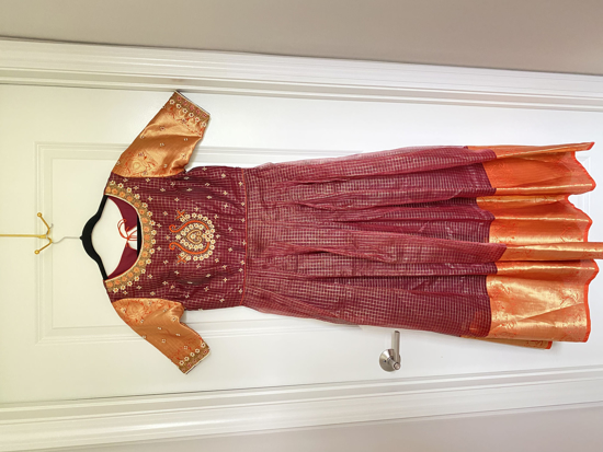 Picture of Brand New -Long frock